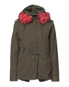 Melinda Wool Dress Black