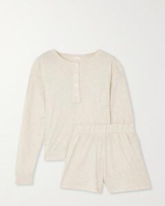 logo印花百褶中长半身裙