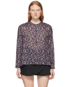 Seersucker短裤半身裙