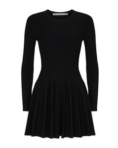 Shortrowed Long Sleeved Dress