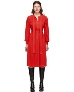 红色Haima连衣裙