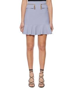 embellished strap tuxedo dresss