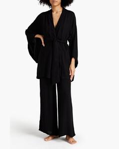 Metallic Jacquard Skirt in Pink