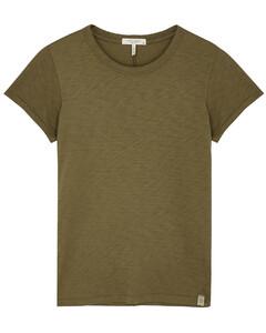 亮面直筒半身裙