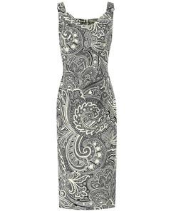 Verusca printed cotton dress