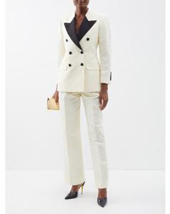 真丝羊毛混纺卡迪面料连衣裙