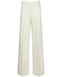 Pleated Crepe Skirt