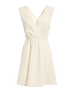 Dot & Heart Print Cady Dress