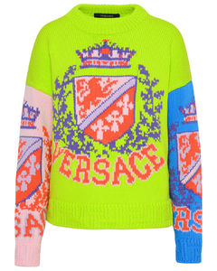 Swing oversized gingham cotton shirt
