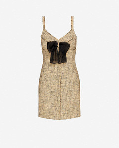 Soane cotton-blend mini dress