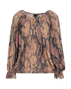 Yara one-sleeve stretch-jersey mini dress