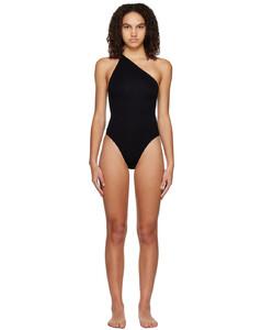 Leopard-printed sablédress