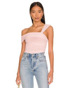 Buckle-belt halter-neck cotton dress