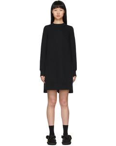 黑色Sponge连衣裙