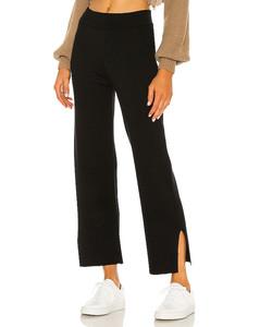 高腰针织半身裙