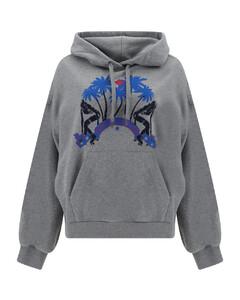 Dual-material dress