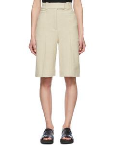 Bonoso metallic cape-effect gown