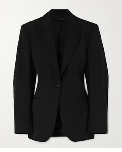 绉纱西装外套