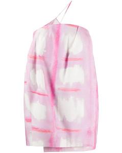 La robe Soleil single suspender mini dress