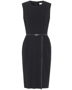 Pedale belted jersey dress