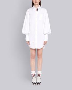 府绸衬衫裙