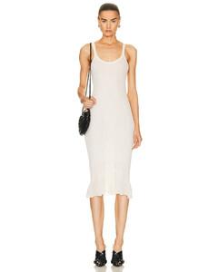 Parachute Viscose Cotton Midi Dress