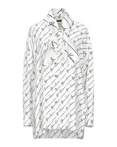 Cotton Poplin Mini Wrap Dress