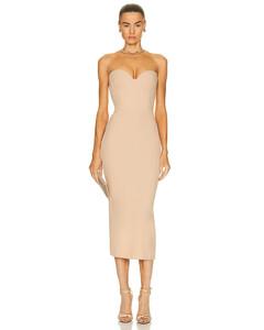 高腰裹身式半身裙