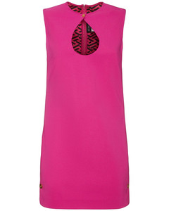 Clare ribbed virgin-wool sweater dress