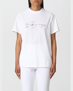 单肩褶饰连衣裙