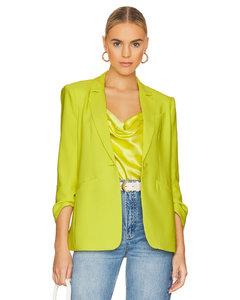 Maria花卉棉质府绸连衣裙