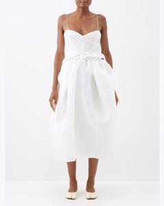 刺绣衬衫裙