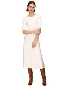 '''seymore''羊毛&羊绒针织连衣裙'
