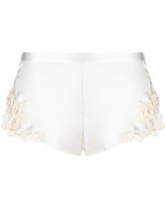 Coripe shirred maxi dress