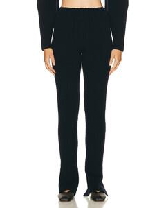 graffiti logo-print cotton T-shirt