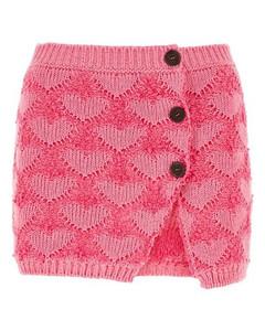 Off-the-shoulder floral-print cotton-gauze mini dress