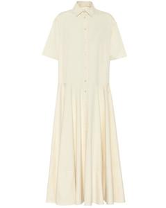 Mytheresa发售 —Reina棉质衬衫裙