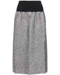 Norwood Stripe Crepe Shorts