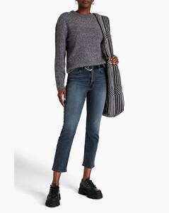 亚麻连衣裙