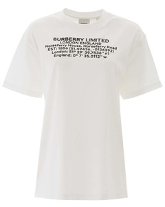 T-SHIRT WITH COORDINATES