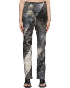 Embellished pleated dress