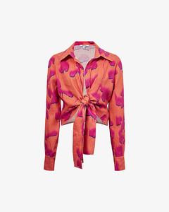提花针织连衣裙