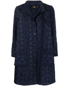 Metallic silk dress