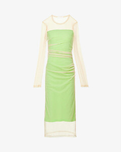 X Simone Rocha floral press appliquémid-length skirt