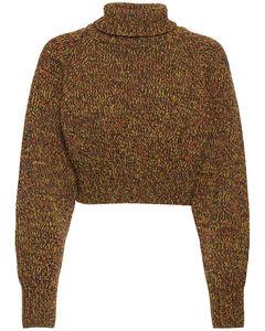 Nylon Slip Dress in Black