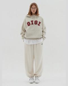 单肩亚麻连衣裙