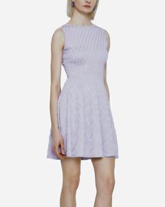 GLITTER POLKA DOTS DRESS