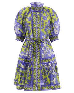 经典棉质百褶裙