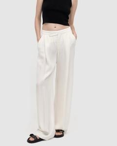 高腰人造皮革裹身半身裙
