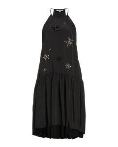条纹羊毛混纺帽衫